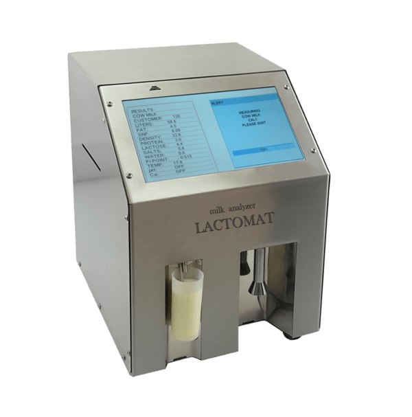 Lactomat BiSonic Milk Analyzer